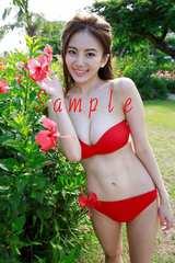 【送料無料】 伊東紗冶子 写真5枚セット<KGサイズ> 02