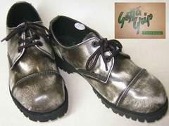 ゲッタグリップGETTA GRIPストレート チップ シューズ8501B-AV4