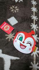新品タグ付き☆ ドキンちゃん☆ チャック式、財布