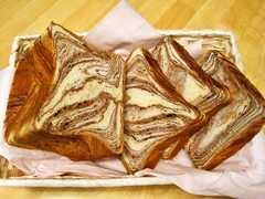 限定出荷!ミヤコボローニャデニッシュ食パン1.5斤 ショコラ