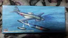 ハセガワ1/72 日本海軍水上戦闘機  強風  前期型
