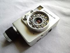 Canonダイヤル35ゼンマイじかけハーフサイズ
