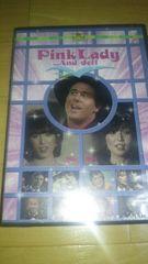 新品!ピンクレディー「Pink Lady…&Jeff」DVD-BOX☆