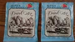 不思議の国のアリス紅茶/ストロベリーティー2個♪