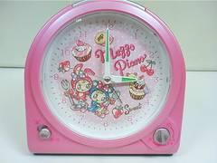 値下げ処分新品メゾピアノベリーちゃん可愛い目覚まし時計