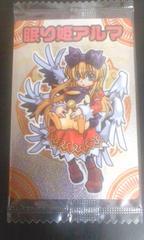 未開封神羅万象チョコレアカード第1章眠り姫アルマNo.016