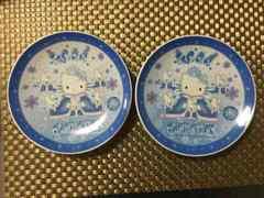 キティーちゃん/皿.ケーキ皿.取り分け皿/2枚