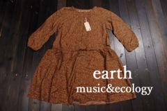 599円出品 MT3120 新品earth music&ecology F 定価4980円