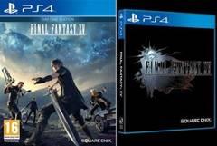 PS4ファイナルファンタジー15送料込み