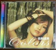 (CD)BRIER/ブリアー☆COLORS★即決価格♪