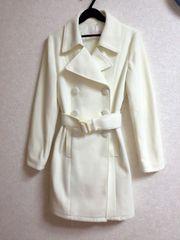 リズリサ☆ホワイトトレンチコート
