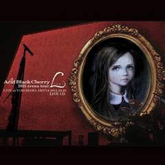 ��Acid Black Cherry�y32246�z2015 arena tour L LIVE���V�i2CD
