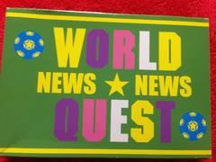 NEWS WORLD QUEST WEB�����CDBOX �^�I��&�~�T���K�t�� �e�S�}�X