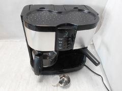☆0800☆1スタ☆ハイブリットエスプレッソ・コーヒーメーカー HA-12 ドリップ式