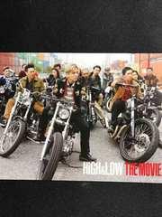 HiGH&LOW THE MOVIE ポストカード