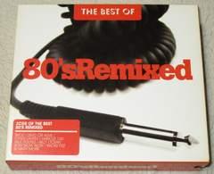 80S Remixed 3CD 80s�ި���@ʲ�żް