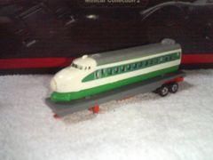 トミー コンテナトレーラー&200系 東北新幹線 やまびこ        日本製