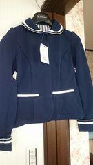 新品タグ☆150cmMサイズokジャケット定価12000円