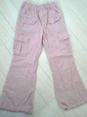 サイズ120cm薄手ピンク