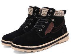 メンズ靴 ブーツ カジュアル靴 適切サイズ27.5〜28cm