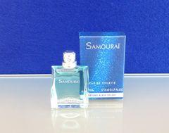 ミニチュア香水サムライEDT5ml