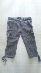 イング茶色パンツ