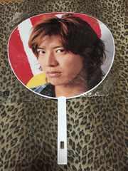 [新品未開封]激レア.2005年SMAPとイク?コンサート.木村拓哉.ジャンボうちわ