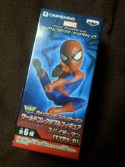 スパイダーマン2ワールドコレクタブルフィギュアバンプレスト