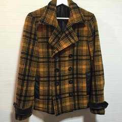 ダブル デザインジャケット