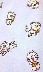 ○JAバンク サザエさん/猫のタマ オリジナルクリーナーポーチ