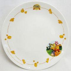 [非売品]ローソン/Disney(ディズニー)くまのプーさんの絵皿
