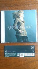(2CD)globe/グローブ☆maniac★即決アリ♪