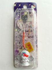 サンリオ キティ 小林幸子 ストラップ 2004