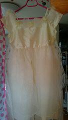 美品・140サイズドレス