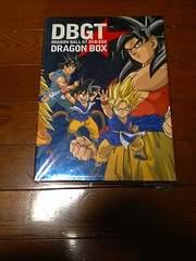 ドラゴンボール DVD-BOX DRAGON BOX GT編 DVD