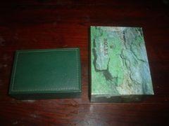 1000円〜ROLEX純正BOX (外箱付き)USED品
