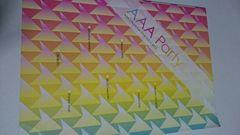 AAA Party Vol.12 2012会報