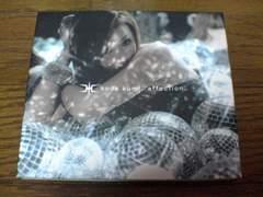 倖田來未CD「affection」初回限定盤 即決●