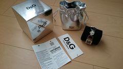 D&G ドルガバ時計