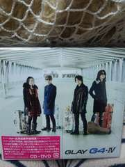 GLAY G4・�W CD+DVD