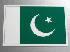 1■パキスタン国旗ステッカー1枚 シール ☆即買!■