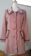 美品pinkyGirls コート Sサイズ