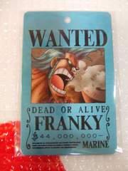 ★ワンピース♪メタルカード♪フランキー