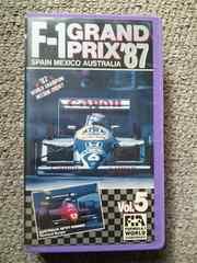 F-1 Grand Prix '87 Vol.5 [VHS] /