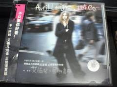 アヴリル・ラヴィーンCD LET GO 中国盤