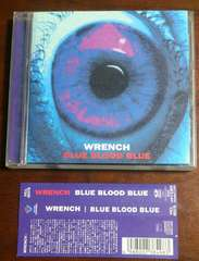 (CD)WRENCH/�����BLUE BLOOD BLUE���ѕt�����������i��