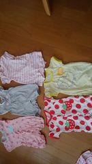 夏用ベビー服◆60-70