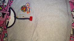 ミキハウス・110グレー長袖