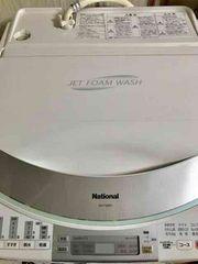 中古 National 洗濯乾燥機 NA-FV8001