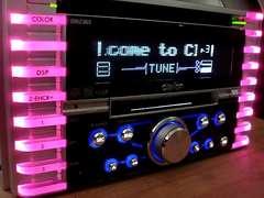 アゼスト(DMZ365MD)中古品CD、MDプレーヤー
